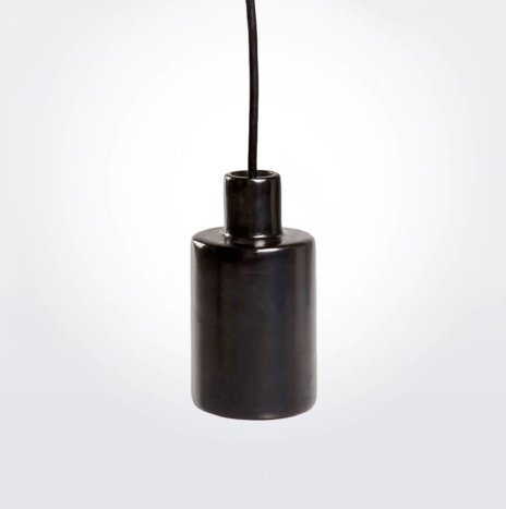 Barro Negro Can Pendant Lamp