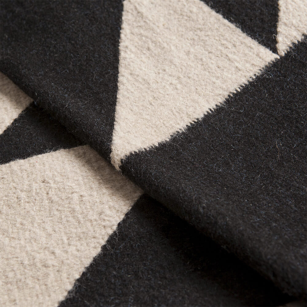Black-patterned-wool-rug-3