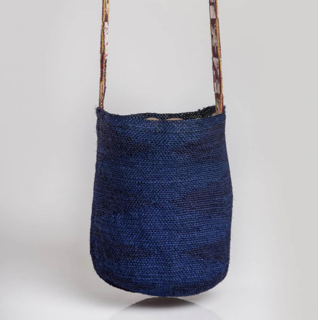 BLUE SISAL BAG