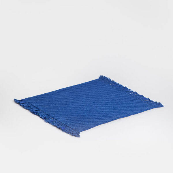 BLUE TABLE NAPKINS