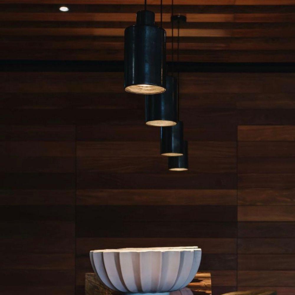 Barro Negro Can Pendant Lamp 002