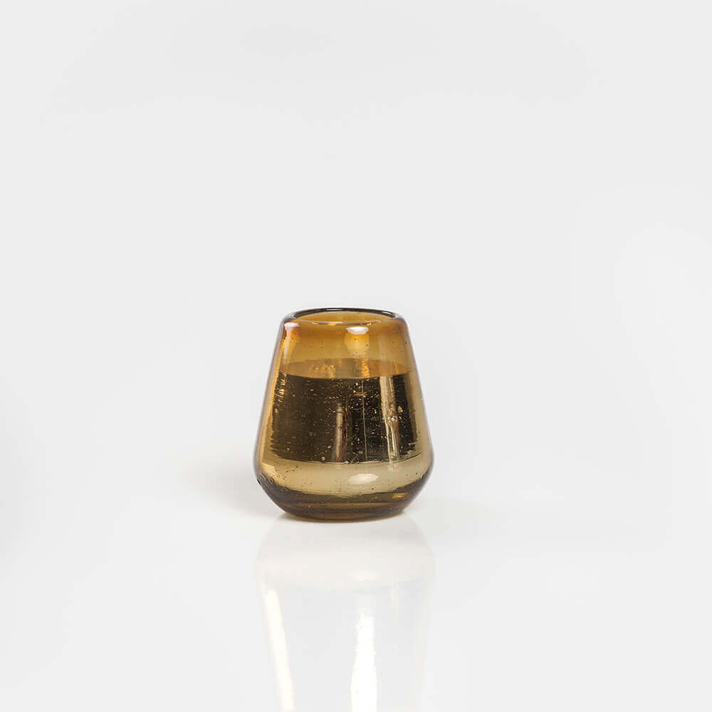 GOLDEN TEALIGHT HOLDER