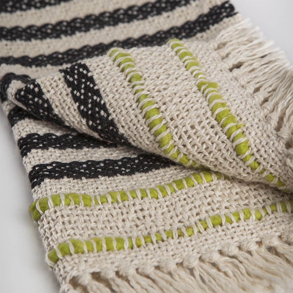 Handwoven-striped-cotton-placemats-set-2