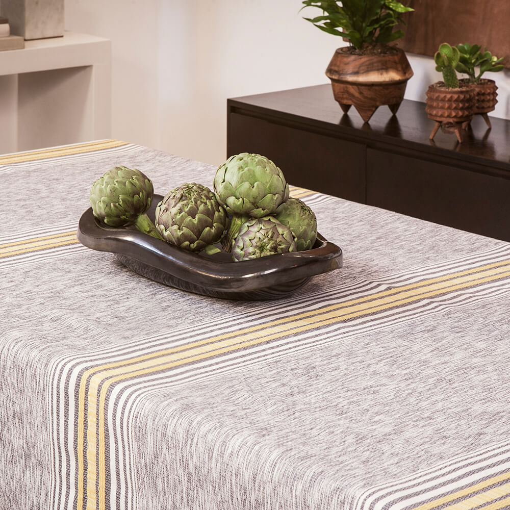 Mexican-jaspe-gray-tablecloth-coverlet-2