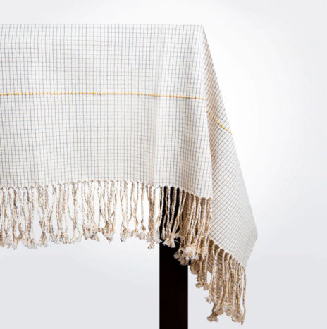 Mexican Handwoven Tablecloth