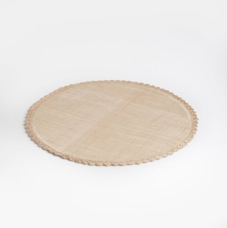 PLANTAIN FIBER PLACEMAT SET