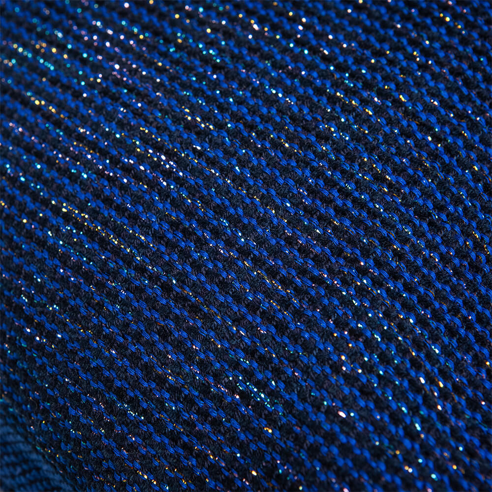 Shiny-blue-pillow-cover