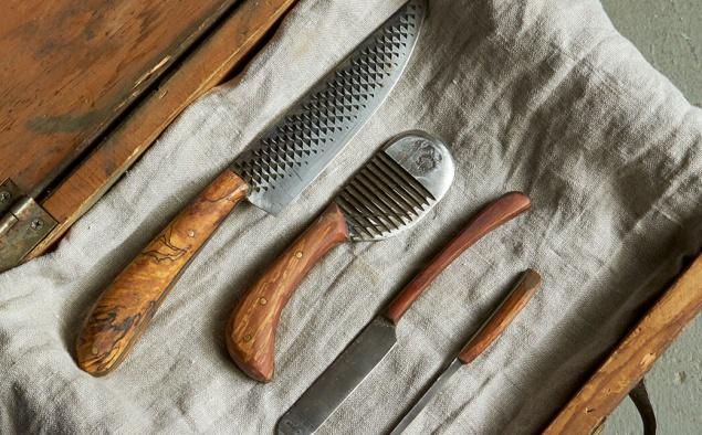 Chelsea Miller, Knifemaker