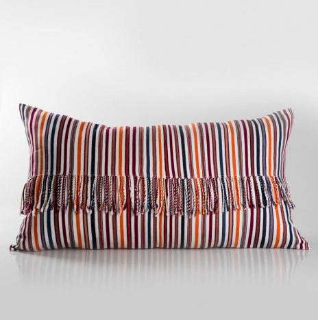 JUANA MULTICOLOR PILLOW COVER