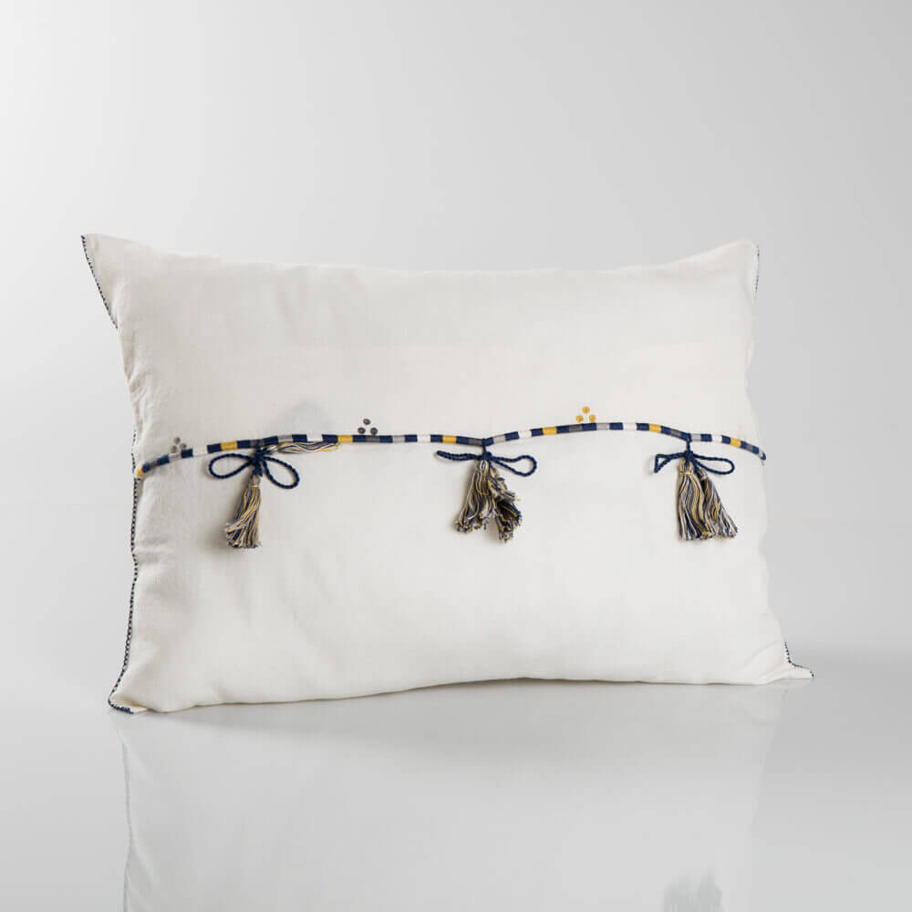 Embroidered-mexican-pillowcases