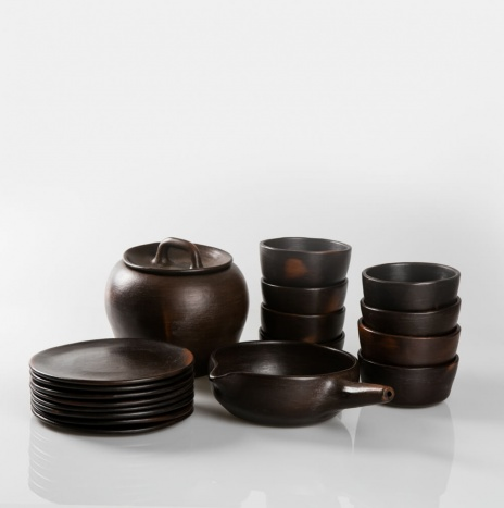 BOCONO POTTERY SET