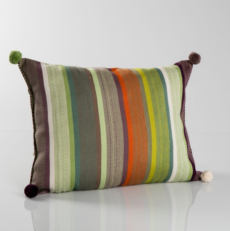 JUANA RECTANGULAR PILLOW COVER
