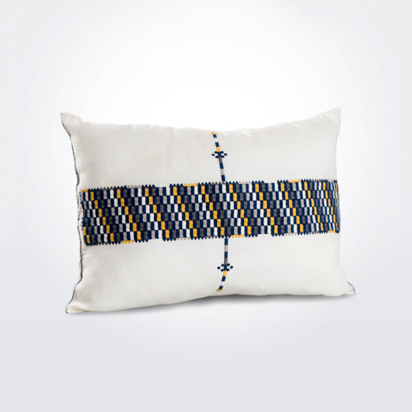 Mexican Embroidered Pillow Case