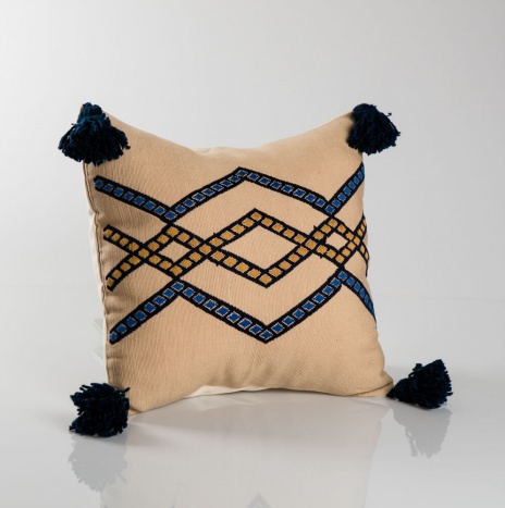 BACKSTRAP PILLOW COVER
