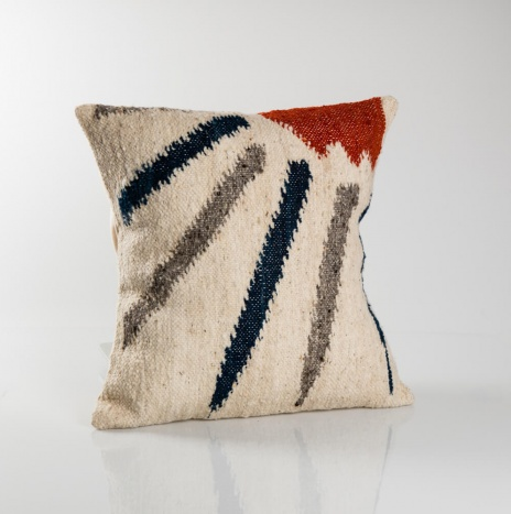 MAIZ NATURAL WOOL PILLOW COVER