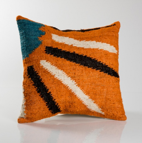 MAIZ ORANGE PILLOW COVER