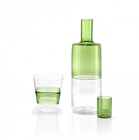 GREEN BOTTLE SETS