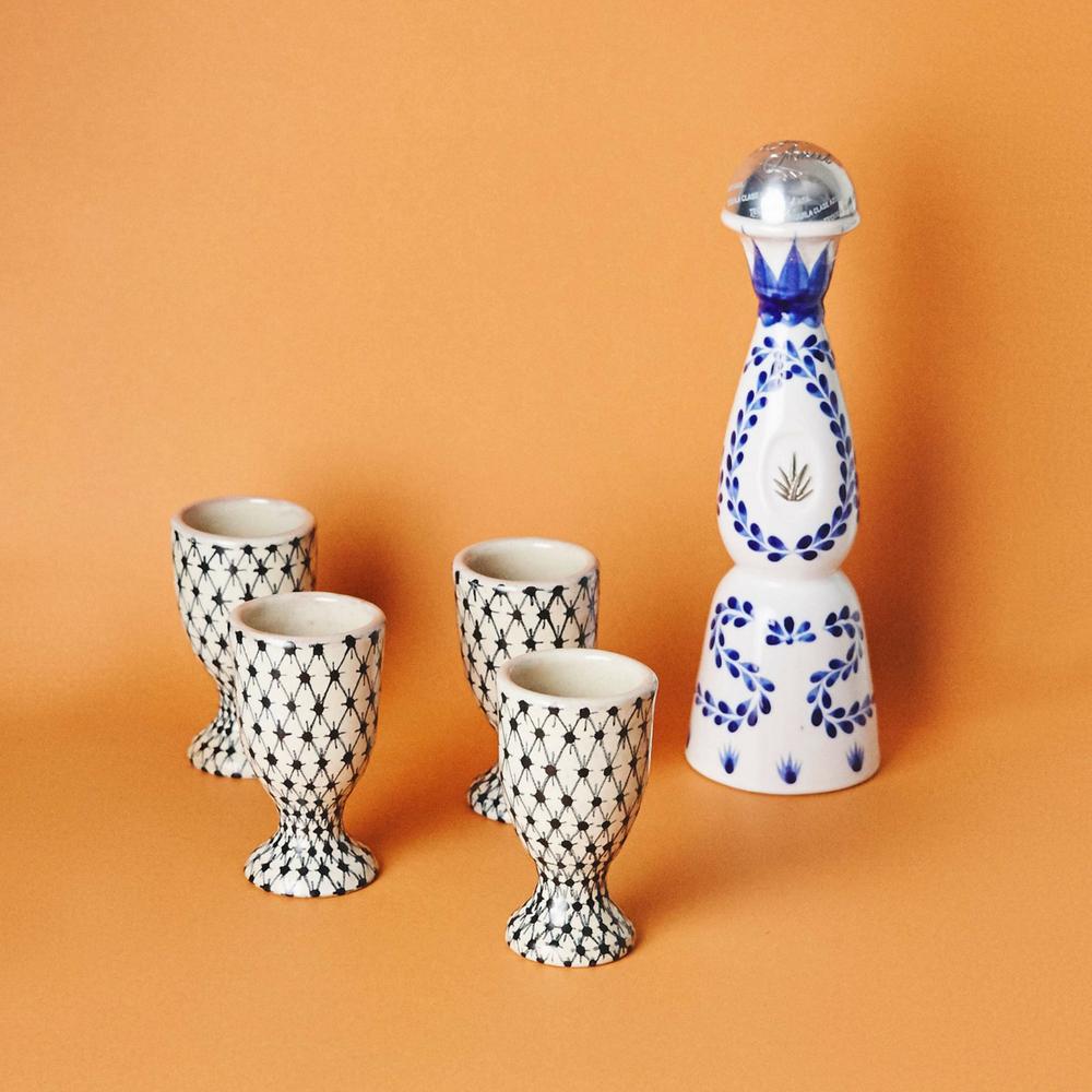 White-blue-talavera-cup-set-1