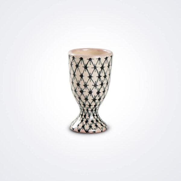 White blue talavera cup set.