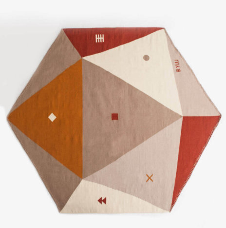 Hexagon Rug 2