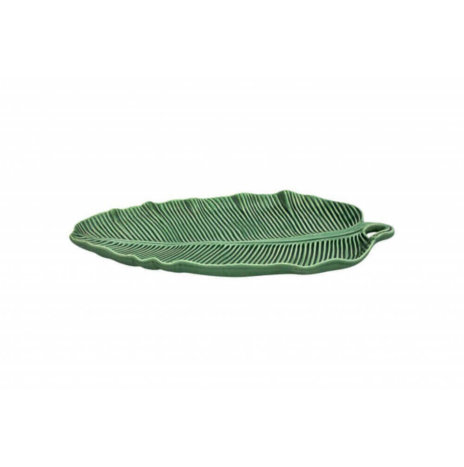 BANANA LEAF SHAPED PLATTER (Small)
