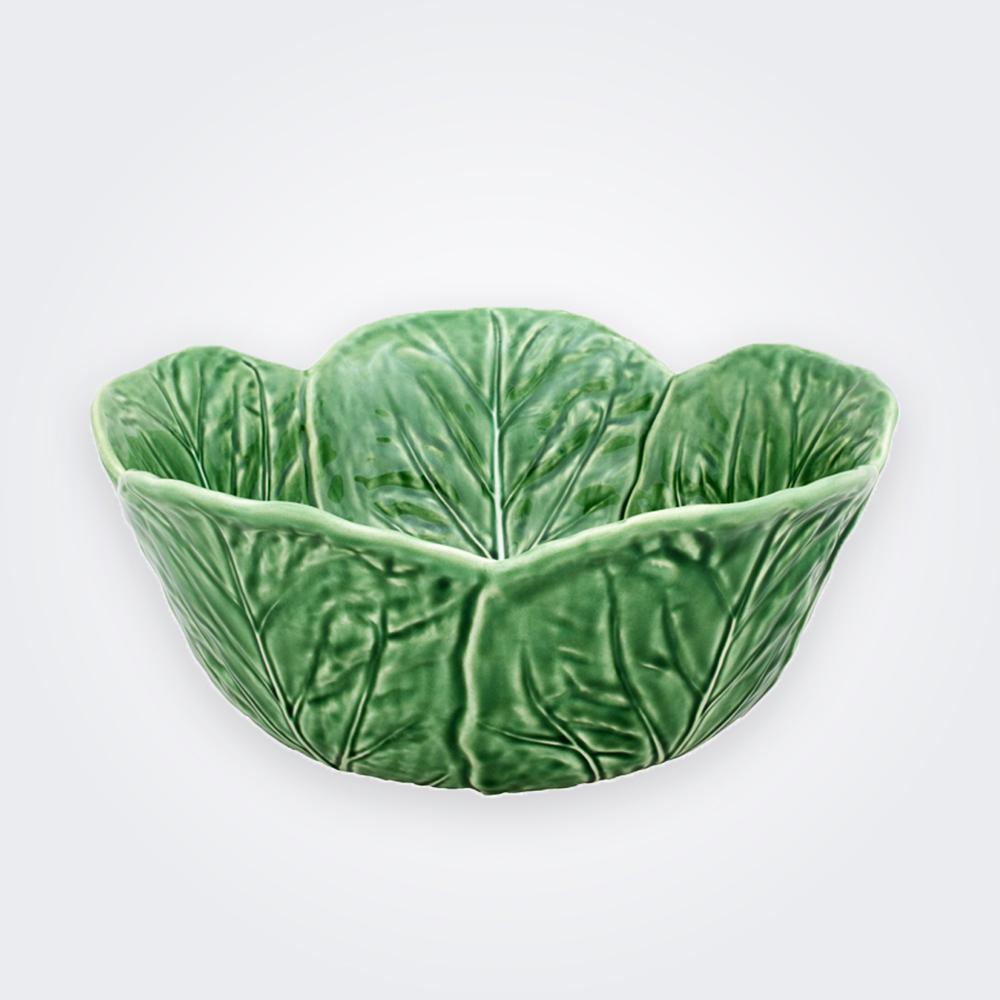 Cabbage Deep Salad Bowl verdadero