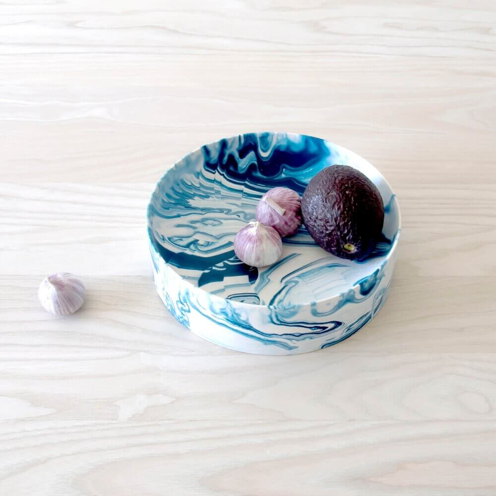 Dark-blue-water-marble-bowl-2