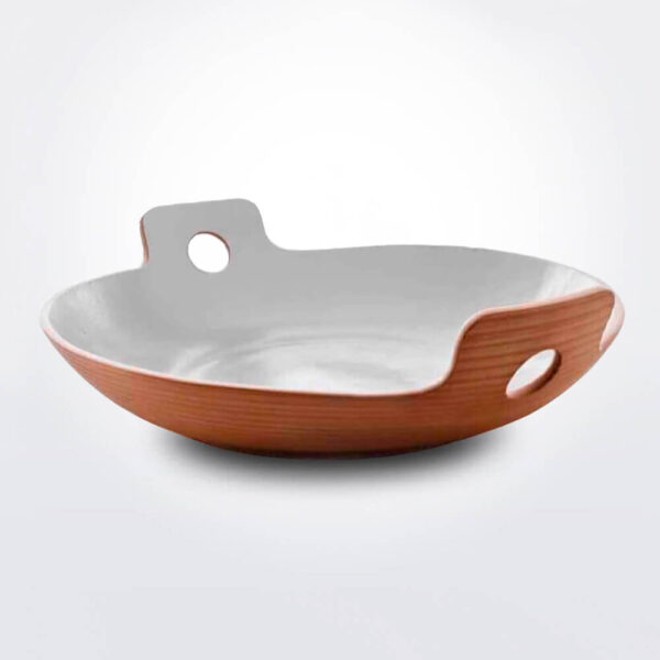 White spaghetti large bowl product picture.