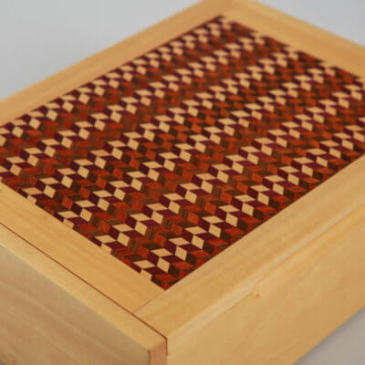 WOODEN DOMINO BOX 2