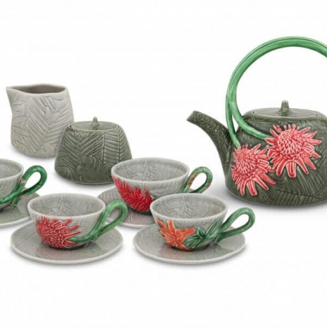 TROPICAL TEA SERVICE