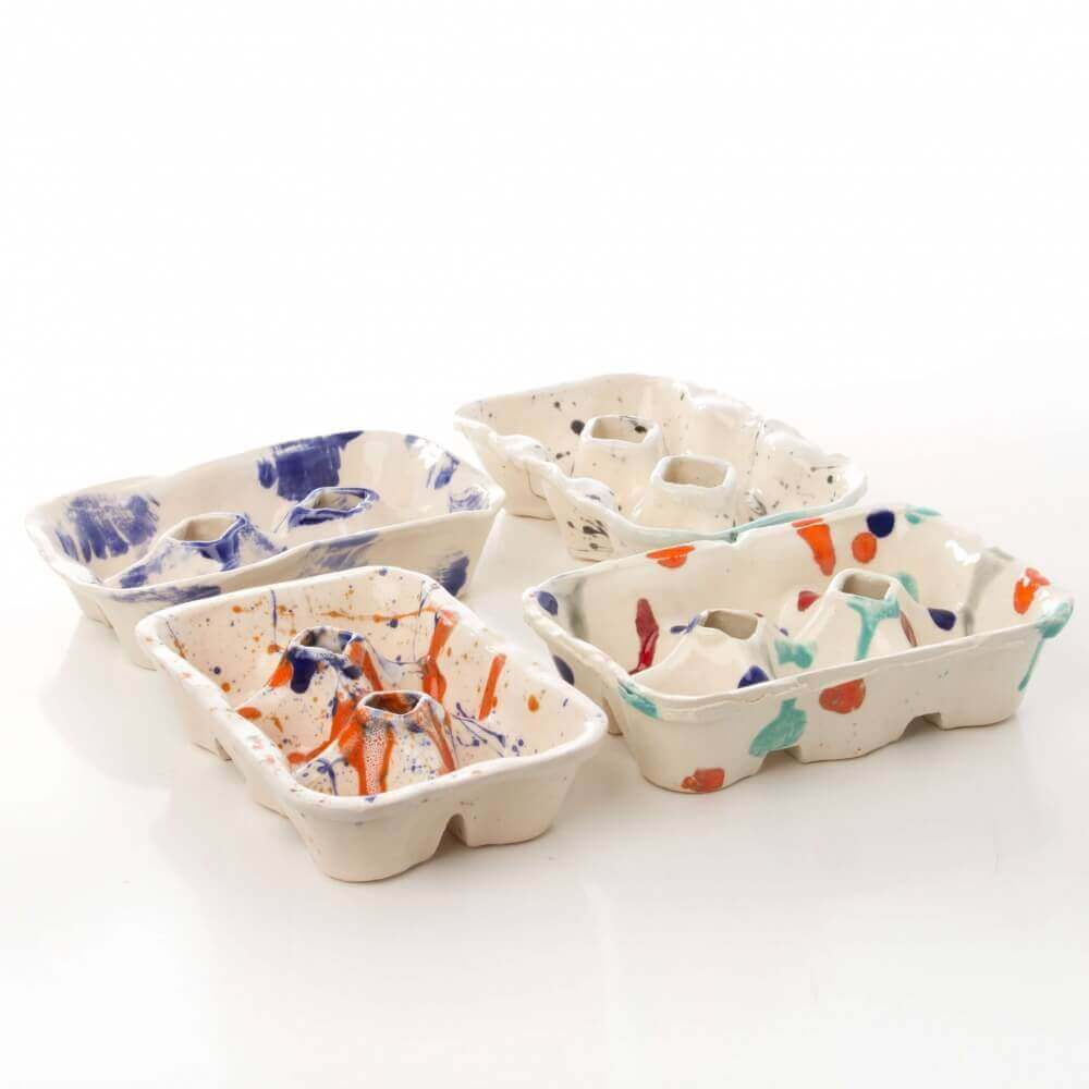 CERAMIC CATCH ALL TRAY II 2