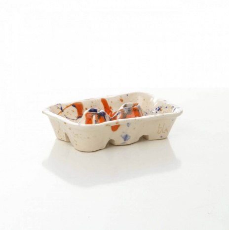 CERAMIC CATCH ALL TRAY
