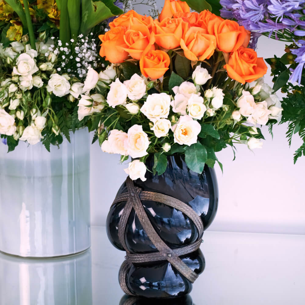 Black-glass-vase-1