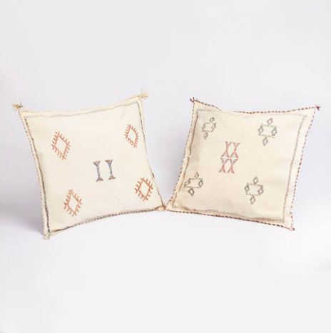 SABRA MOROCCAN PILLOW COVER SET