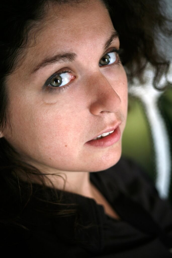 Seeing through Vanessa Mitrani 1