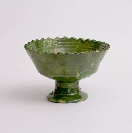 TAMGROUTE MOROCCAN GREEN FRUIT BOWL