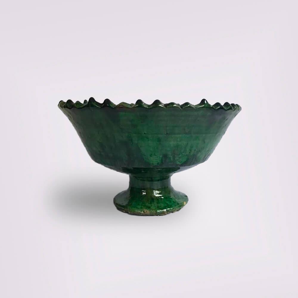 Moroccan-green-fruitbowl