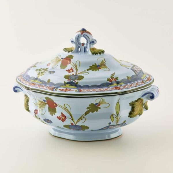 OVAL SOUP TUREEN 1