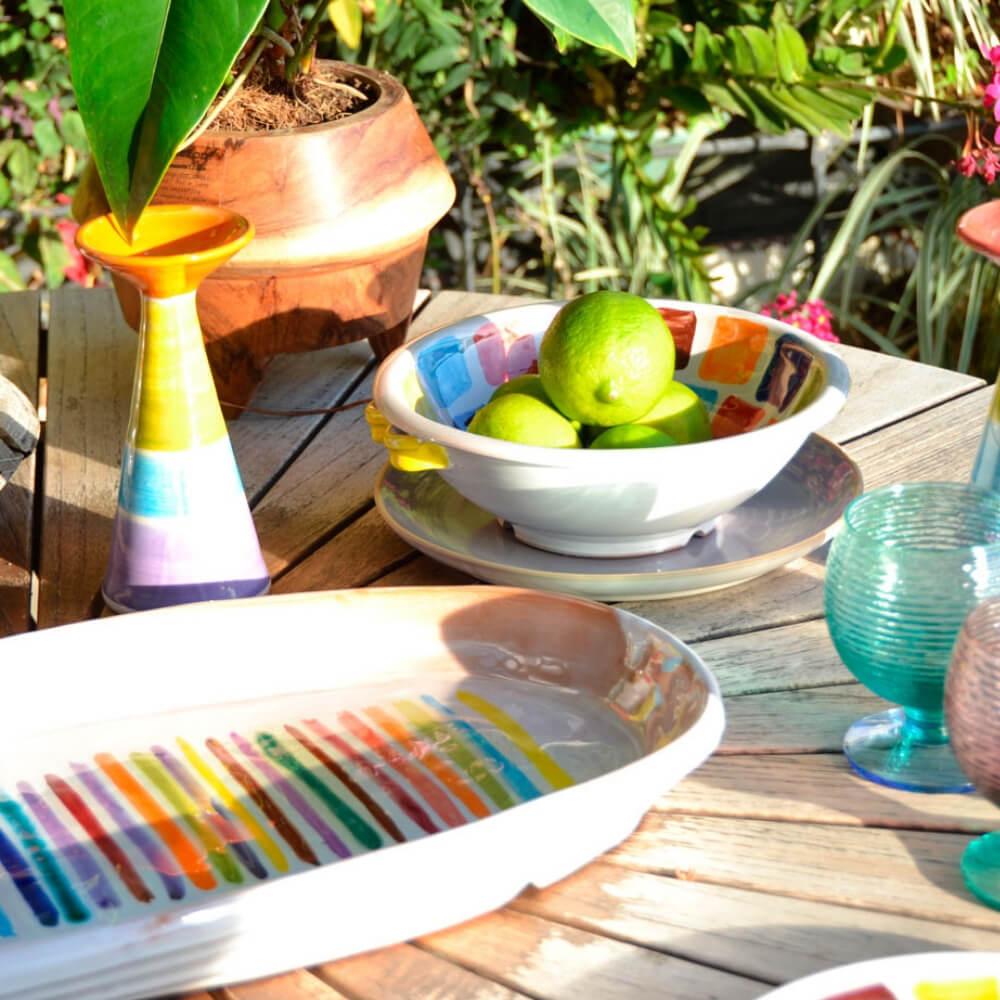 Striped-oval-ceramic-tray-7