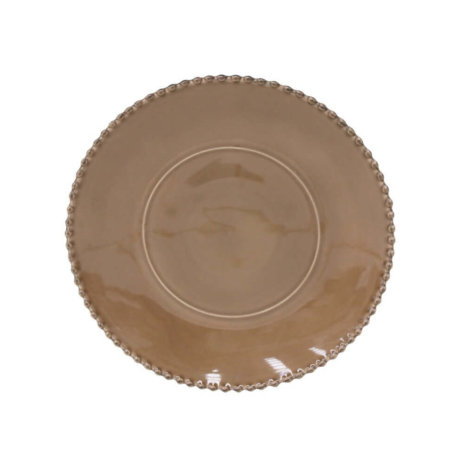 COSTA NOVA BROWN CHARGER PLATE
