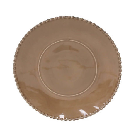 COSTA NOVA BROWN CHARGER PLATE SET