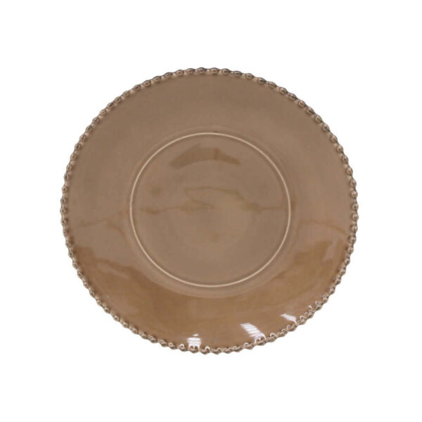 COSTA NOVA BROWN DINNER PLATE