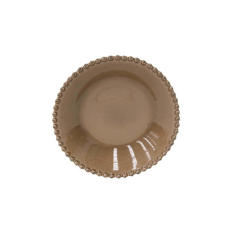 COSTA NOVA BROWN SOUP PLATE SET