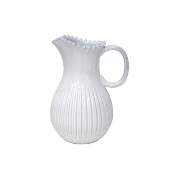 Costa nova pearl pitcher.