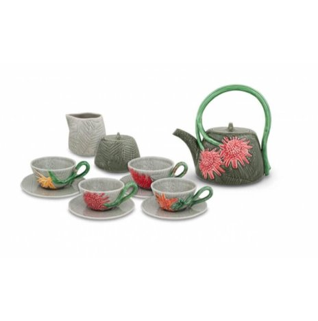 TROPICAL TEA SET