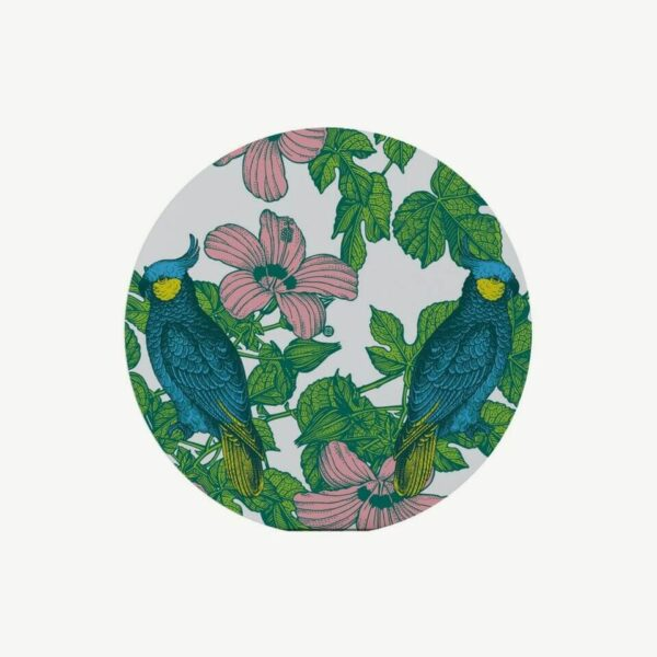 MAMBO PATTERNED CHARGER PLATE