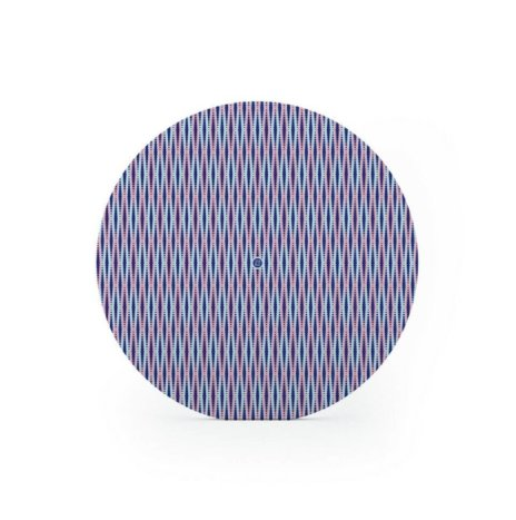 OCEANICA PATTERNED CHARGER PLATE