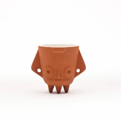 ALUXE CLAY PLANTER POT (Small)