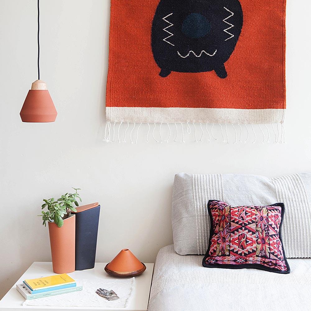 CERAMIC PENDANT LAMP LS