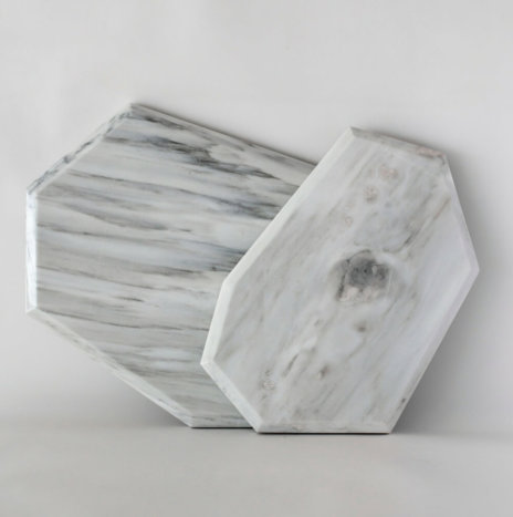 COZUMEL GRAY MARBLE BOARD (LARGE)